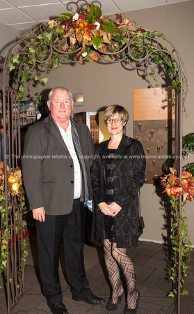 Mark Rundell and Trish Rogers