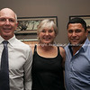 Sir Gordon Tietjens, Maria Admiraal, Former All Black Frano Botica