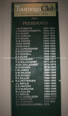 Club Presidents Board