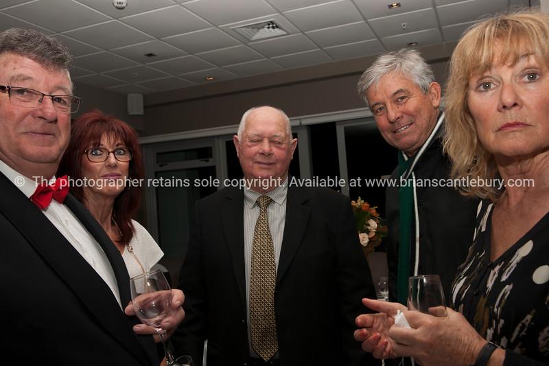 Jim and Kaaren Smylie, Peter Jones, Mr and Mrs Glynn Forde