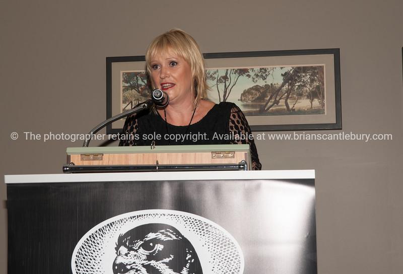 Club President Tracey Rudduck-Gudsell