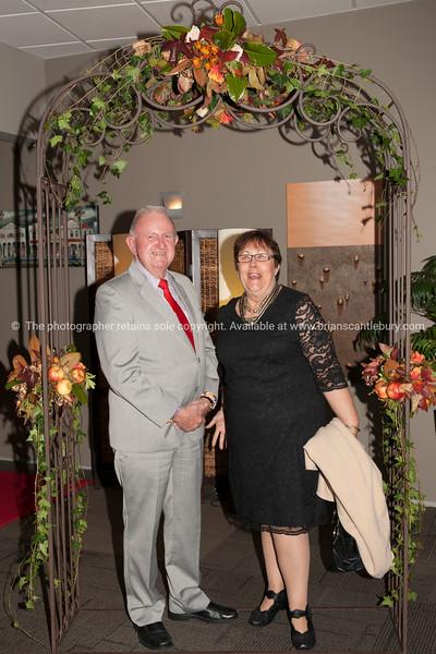 Past President Jock and Isobel McIntyre