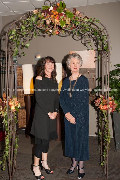 Club Manager Deborah Naysmith and Dame Lynley Dodd