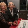Club President Tracey Rudduck-Gudsell, Veteran Member Paul Munn