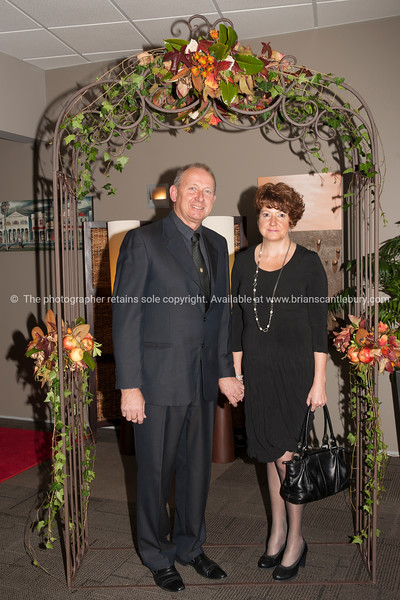 Duncan and Angela Webb