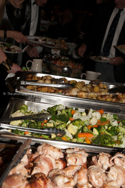 Catering by Head Chef Kendall Grant