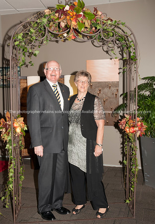 Past President Neil and Jeanette Pettersen
