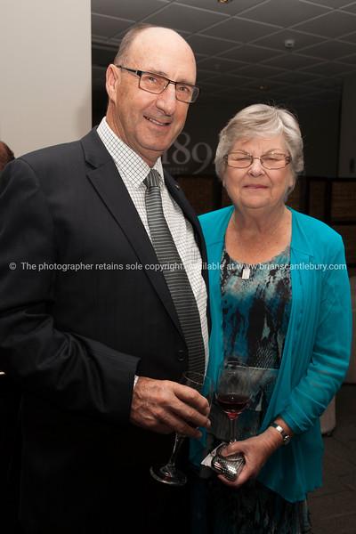 Barry and Kaye Benton
