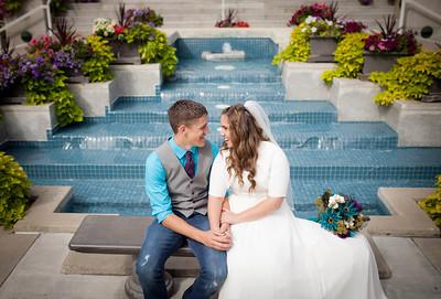 Jorie & Tanner's Wedding Day