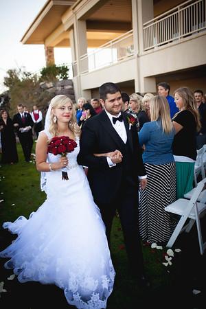 Kourtney & Lawrence's Wedding