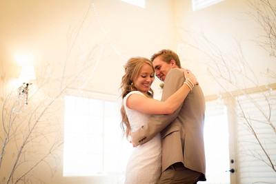 MaKenna & Buck's Wedding Day
