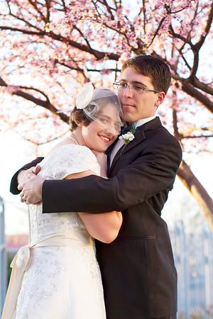 Matthew and Christen's Wedding Day