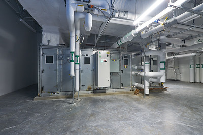 doTerra Mechanical Rooms, Archer Mechanical