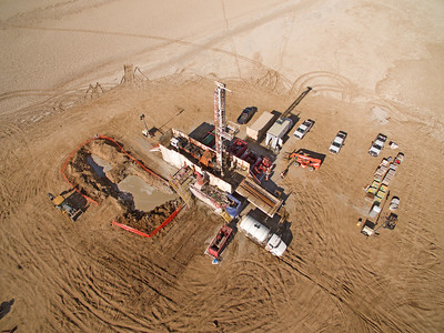Pure Energy Minerals, Boart Longyear, Lithium Drilling Process