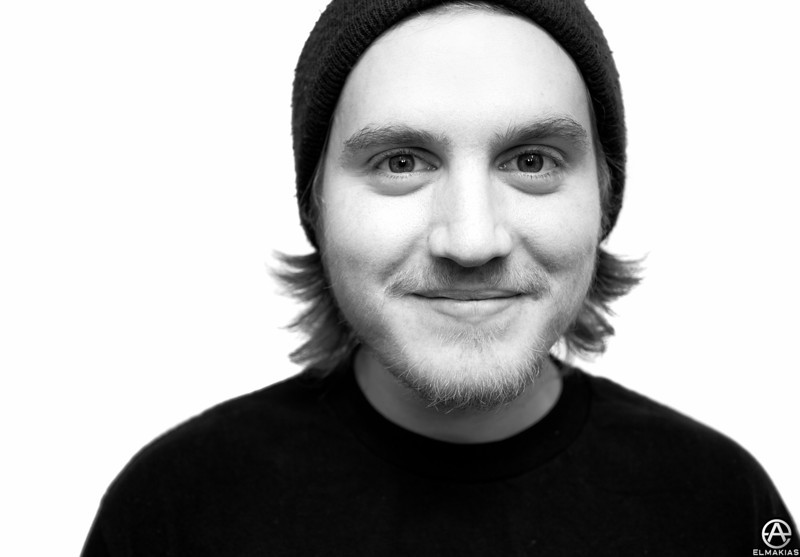 Backstage Portrait - Kevin Geyer of The Story So Far