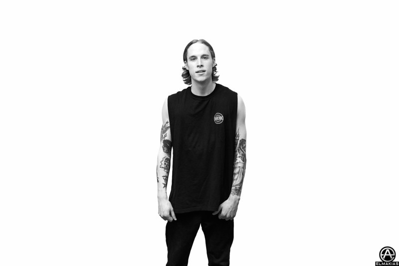 Backstage Portrait - Parker Cannon of The Story So Far