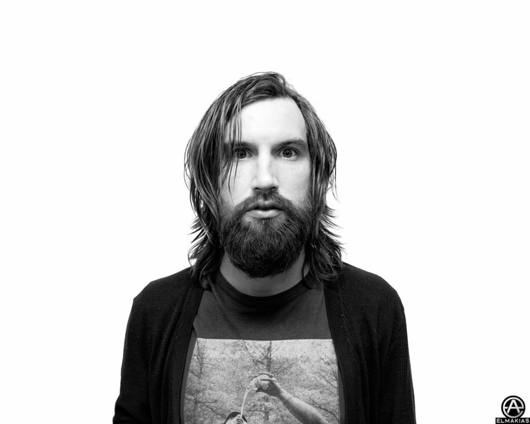 Backstage Portrait - Keith Buckley of Everytime I Die