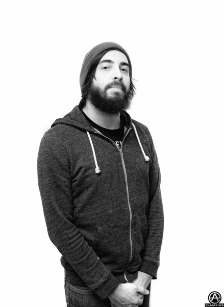 Backstage Portrait - Mitch of Every Time I Die