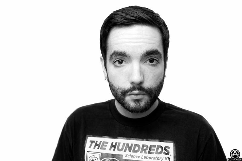 Backstage Portraits - Jeremy McKinnon of A Day To Remember