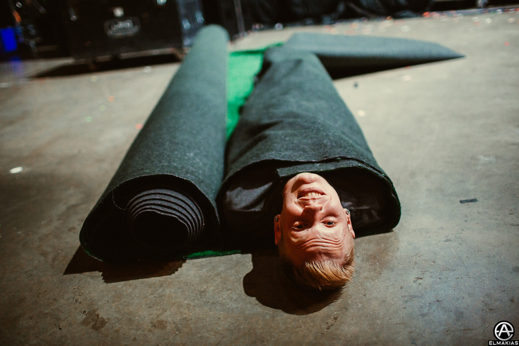 Josh roll
