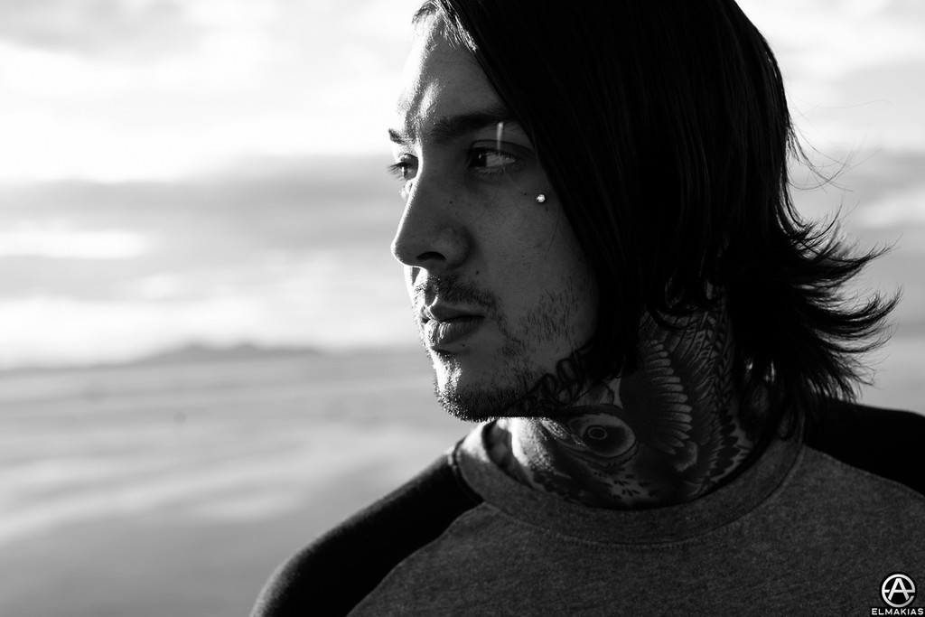 Tony Perry of Pierce The Veil