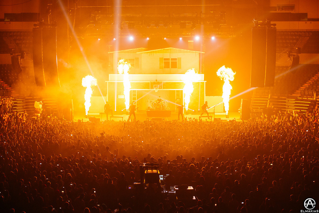 FIRE - The House Party Tour