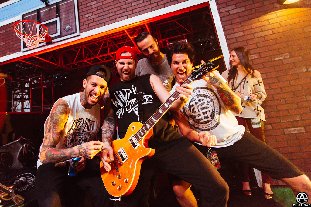 Pierce The Veil and A Day To Remember