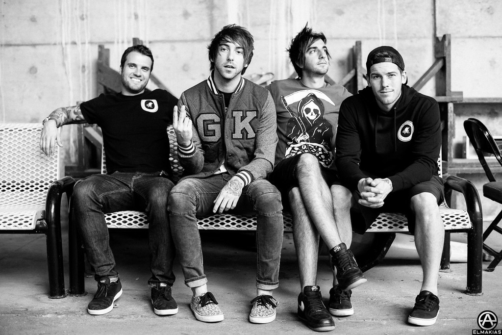 All Time Low for Glamour Kills - The House Party Tour