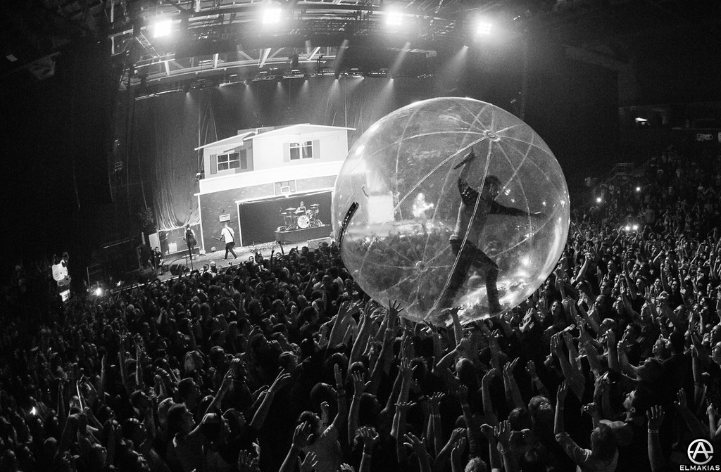 Hamster ball give it a go