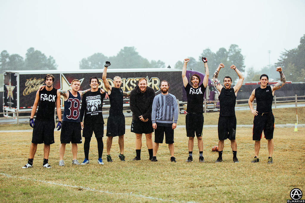 Pierce The Veil, All Time Low, The Wonder Years