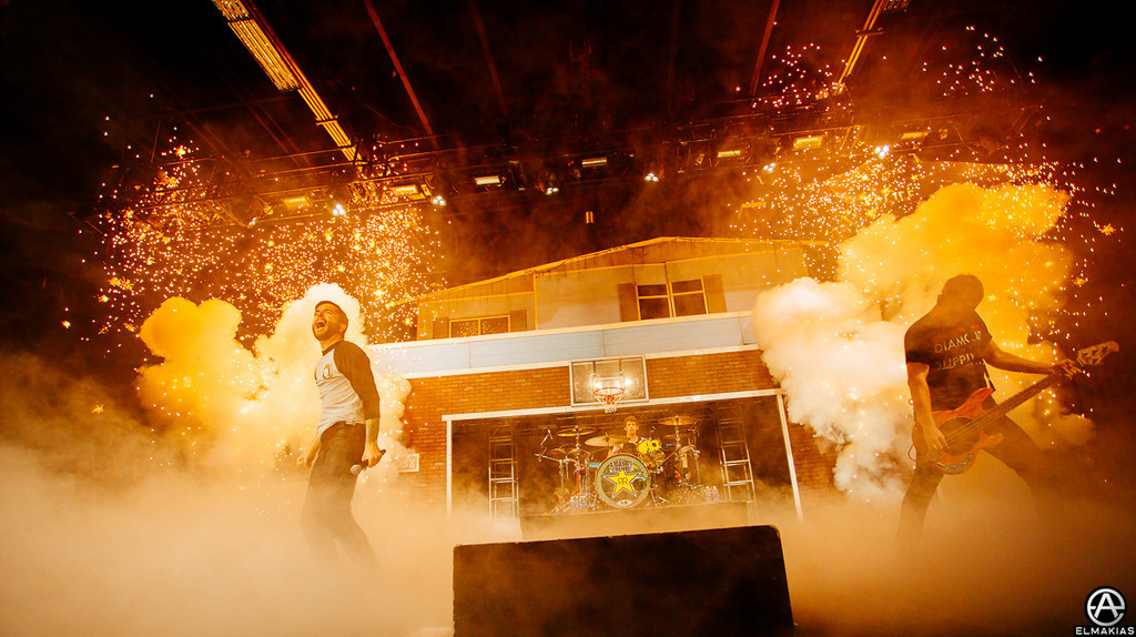 Pyro, Cryo, and all that fun stuff you have at a House Party - The House Party Tour