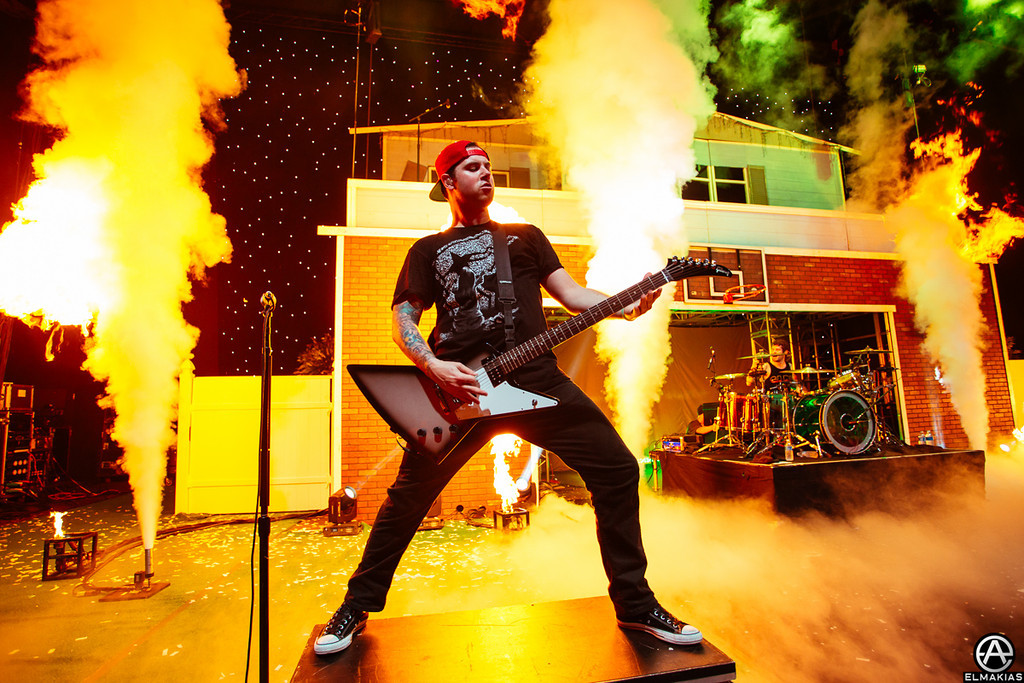 Kevin Skaff of A Day To Remember