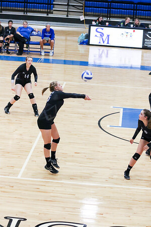 SMHS  Volleyball 9/24/15
