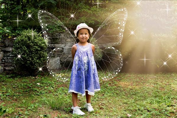 Genevieve Fairy Session
