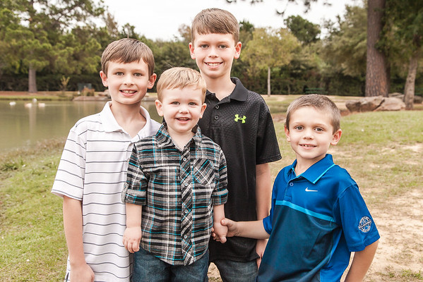 Heany Family Portrait