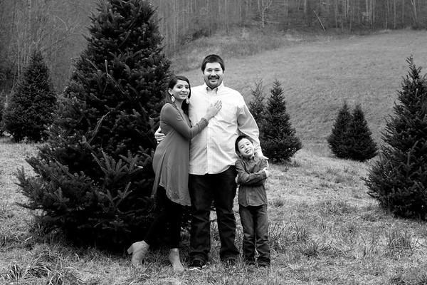 Thompson Family Christmas Mini