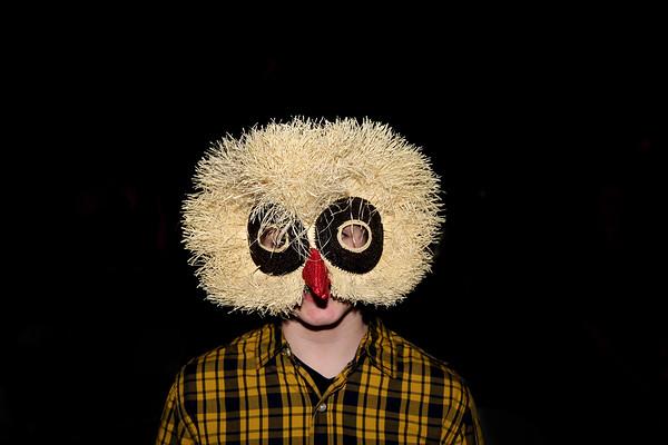 Masquerade Ball- Pirouettes