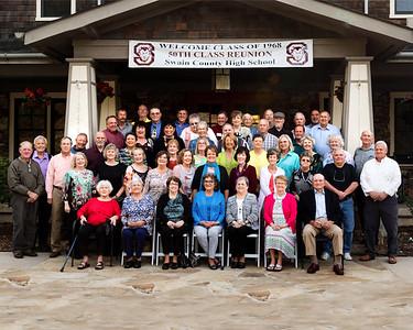 Swain High Class of 1968 ~ 50th Reunion