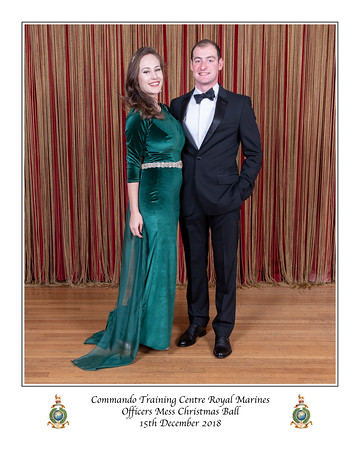 CTCRM Off Mess Xmas Ball 2018_19