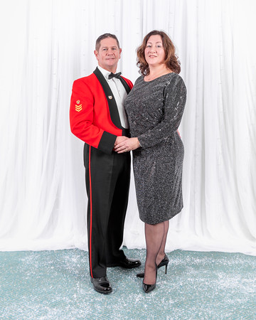 CTCRM Sgts' Mess Xmas Ball 2018-19
