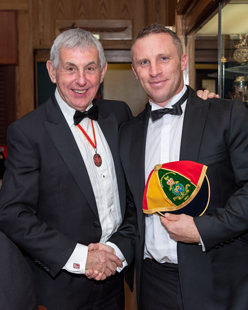 RMA RFC Regimental Dinner-22