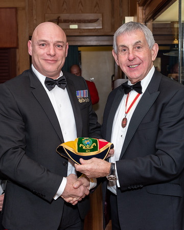 RMA RFC Regimental Dinner-23