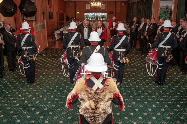 RMA RFC Regimental Dinner-13