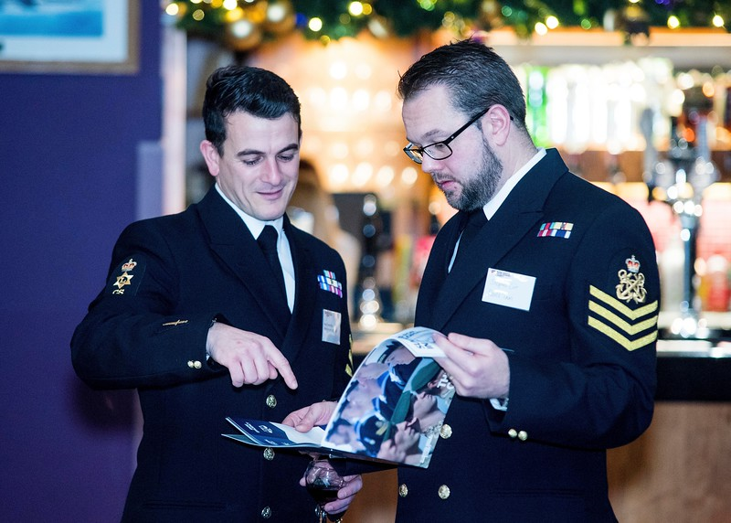 RNRMC Event HMS Drake 28/11/2018