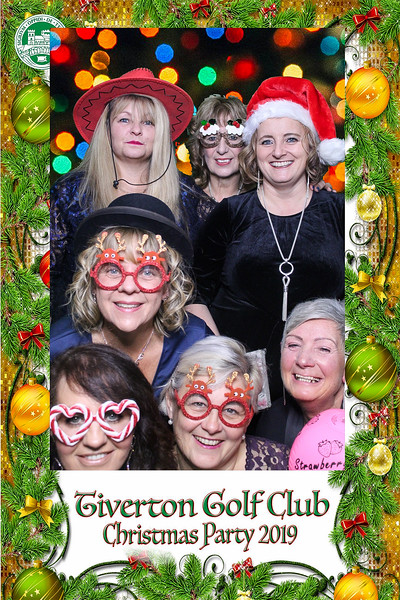 TGC Xmas Party 6 Dec-2