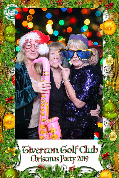 TGC Xmas Party 6 Dec-18