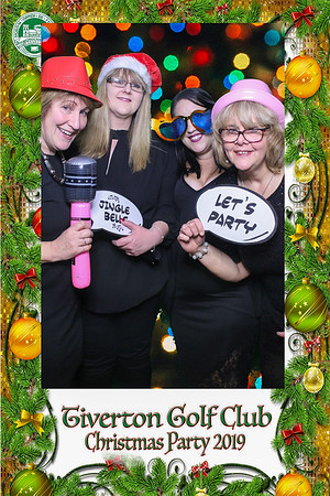 TGC Xmas Party 7 Dec-18