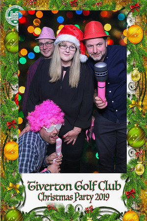 TGC Xmas Party 7 Dec-21