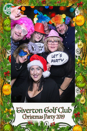 TGC Xmas Party 7 Dec-20