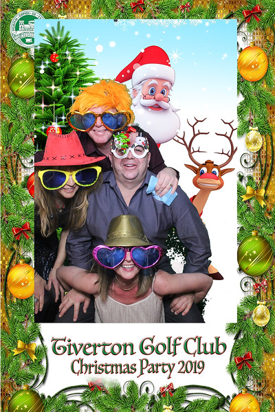 TGC Xmas Party 14 Dec-20